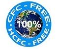 CFCs, HCFC Free