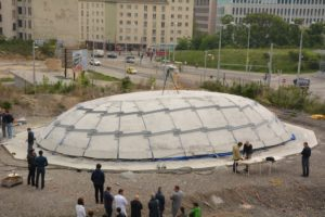 Insulation & Construction - EPS Domes for Concrete Casting